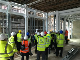 Constructing Excellence Site Visit